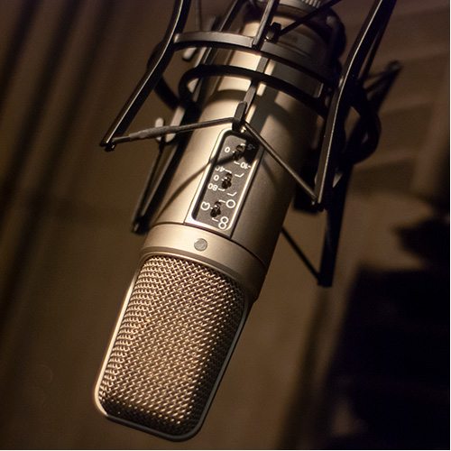 Very Simple Voiceover£5.00 (80 words)